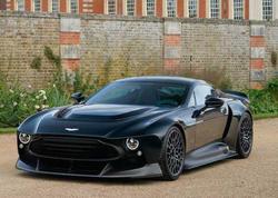 Aston Martin yeganə nüsxədə inşa edilmiş Victor superkarını təqdim edib - FOTO