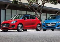 Suzuki Avropa bazarında satılacaq Swift hetçbekini təqdim edib - FOTO