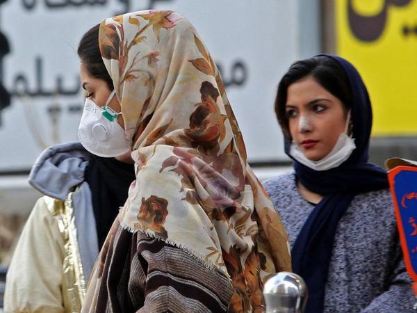 İranda sutka ərzində koronavirusa yoluxanların sayı 14 mini keçib