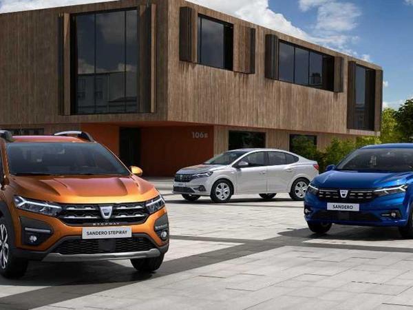 Dacia-dan yeni Logan, Sandero və Sandero Stepway - FOTO