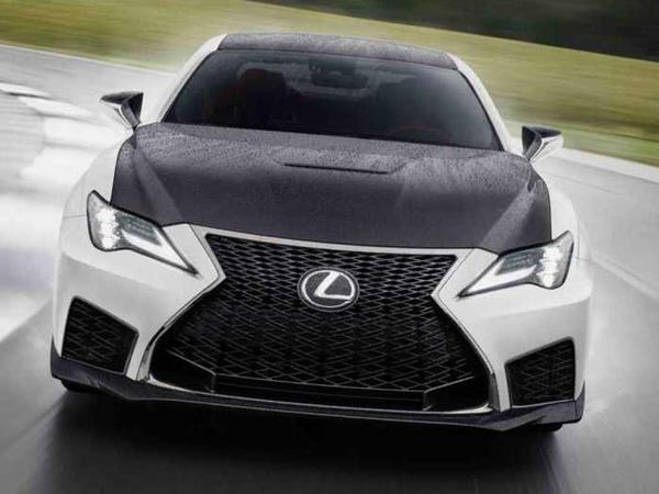 Lexus RC F kupesinin Fuji Speedway avtodromuna həsr edilmiş versiyasını hazırlayıb - FOTO