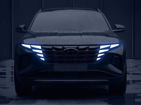 Hyundai yeni Tucson modelinin mühərrikləri haqqında məlumat verib - FOTO