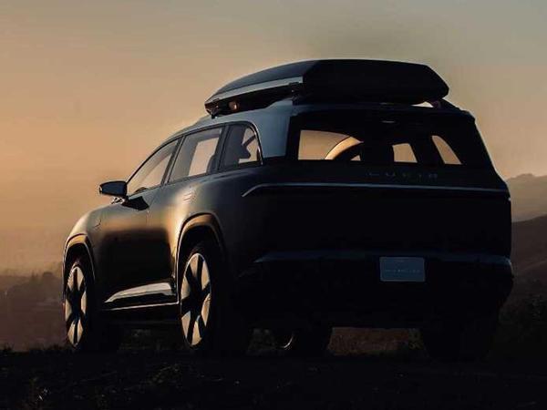 Lucid Motors ikinci modelini nümayiş etdirib - FOTO