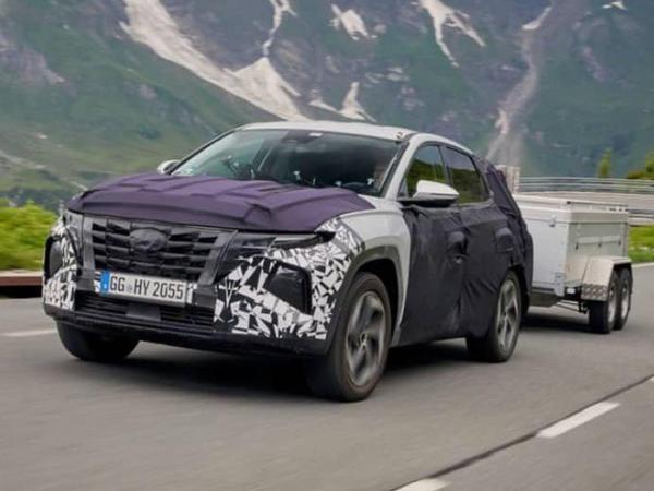 Yeni Hyundai Tucson modeli final testlərini başa vurub - FOTO