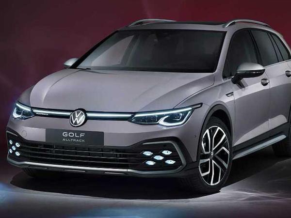 Volkswagen Golf Variant və Alltrack modellərini təqdim edib - FOTO