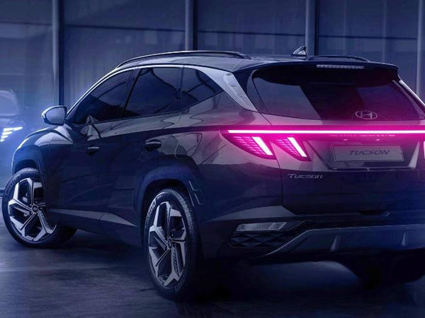 Hyundai yeni Tucson modelinin iki videotizerini dərc edib - VİDEO