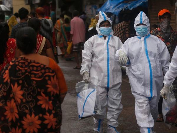 Hindistanda koronavirusdan ölənlərin sayı 90 mini keçib