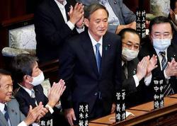 Yaponiyada yeni Baş nazir