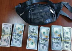 53 000 ABŞ dollarının Azərbaycandan çıxarılmasının qarşısı alındı