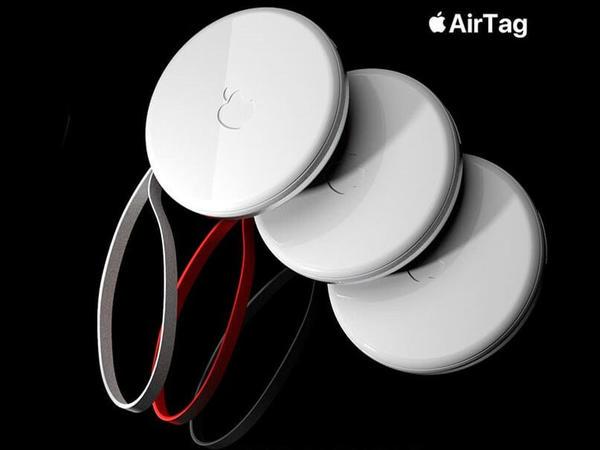 Apple AirTag axtarış trekerinin render fotoları təqdimatdan öncə sızdırılıb