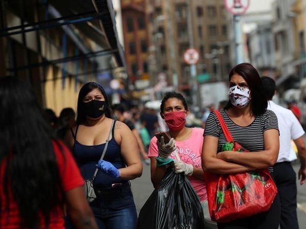 Braziliyada koronavirusdan ölənlərin sayı 135 min nəfərə çatır