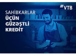 Bank VTB (Azərbaycan) Sahibkarlığın İnkişafı Fondu ilə güzəştli kreditlərin verilməsinə dair əməkdaşlığa başlayıb