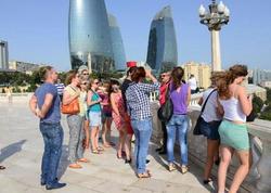 Azərbaycana gələn turistlərin sayı kəskin azalıb