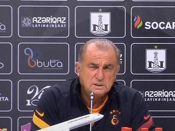 "&quot;Neftçi&quot; bizə yüksək tempdə cavab verdi&quot;- <span class=""color_red"">Fatih Terim</span>"