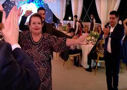 Ramiz Mehdiyevin nəvəsinin qalmaqallı toyundan yeni VİDEO
