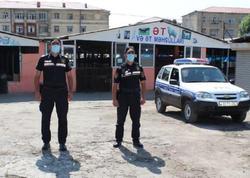 Azərbaycanda koronavirusa görə bağlanan bazar açıldı