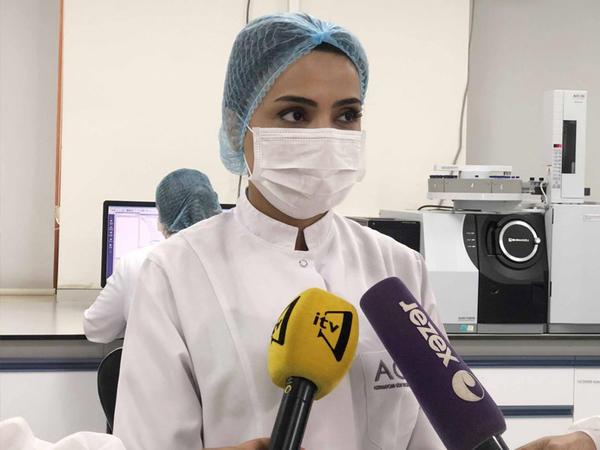 AQTİ laboratoriyalarında növbəti mediatur keçirilib - FOTO