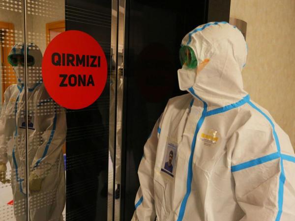"""Şəkidə koronavirusa kütləvi yoluxma olan bazar 3 günlük bağlandı - <span class=""""color_red"""">Operativ Qərargah</span>"""