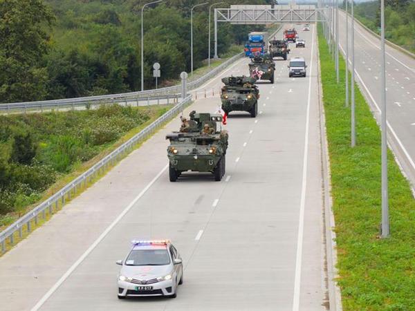 Gürcüstanda keçirilən beynəlxalq hərbi təlim başa çatdı