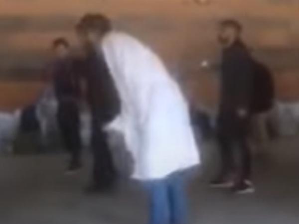 Paşinyanın oğlu narkotikin təsiri altında oyun çıxarır - VİDEO