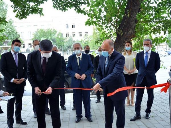 16 nömrəli Uşaq Musiqi Məktəbi təmirdən sonra açıldı - FOTO