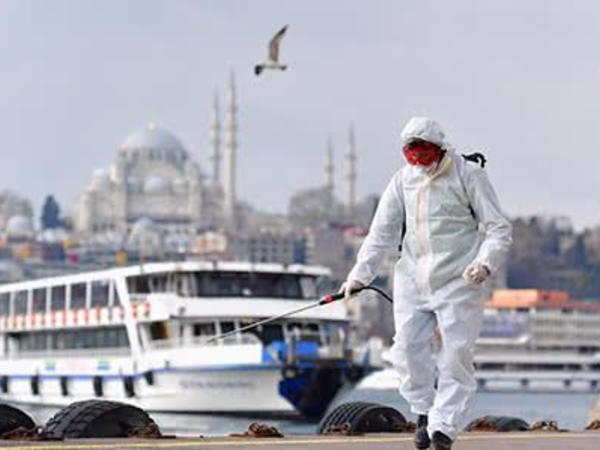 Türkiyədə koronavirusdan sağalanların sayı 264 min nəfəri ötüb