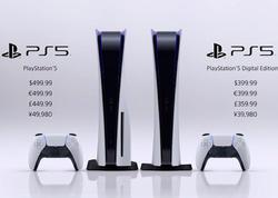Sony şirkəti PlayStation 5-in qiymətini rəsmi olaraq açıqlayıb