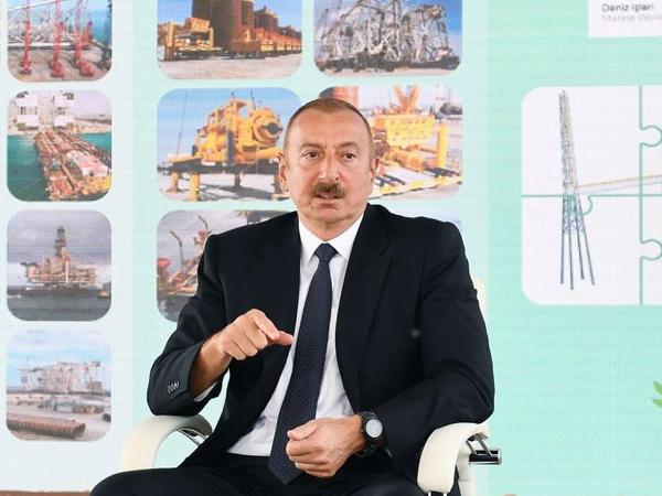 Prezident İlham Əliyev: Ermənistan regional sabitlik üçün təhdiddir