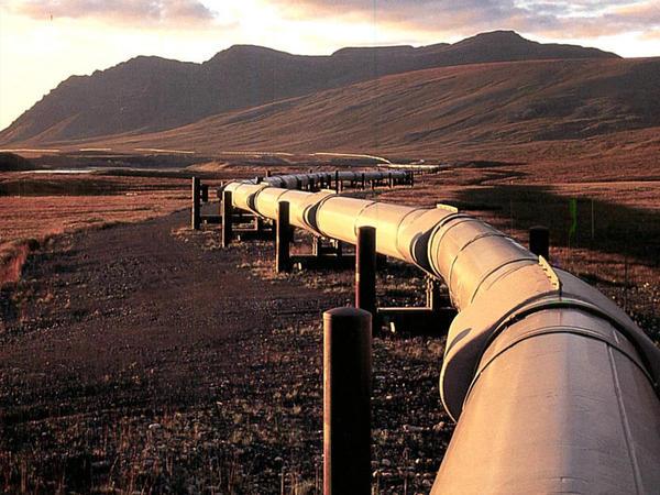 Qroznı-Bakı neft kəmərinin bir hissəsinin tikintisi başa çatıb