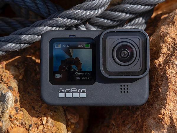 """""""GoPro"""" ikirəngli ekrana malik """"Hero 9 Black"""" ekşn kamerasını təqdim edib"""