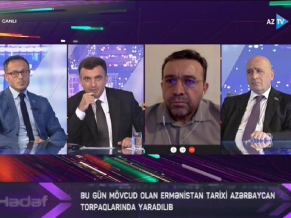Azərbaycan imitasiya naminə danışıqlarda iştirak etməyəcək – AzTV-nin efirində Qarabağ MÜZAKİRƏSİ