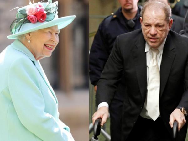Britaniya kraliçası prodüserin medalını geri aldı