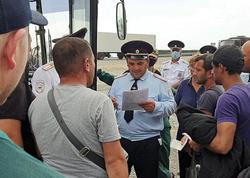 Gürcüstandan daha 250 nəfər Azərbaycana gətirilir