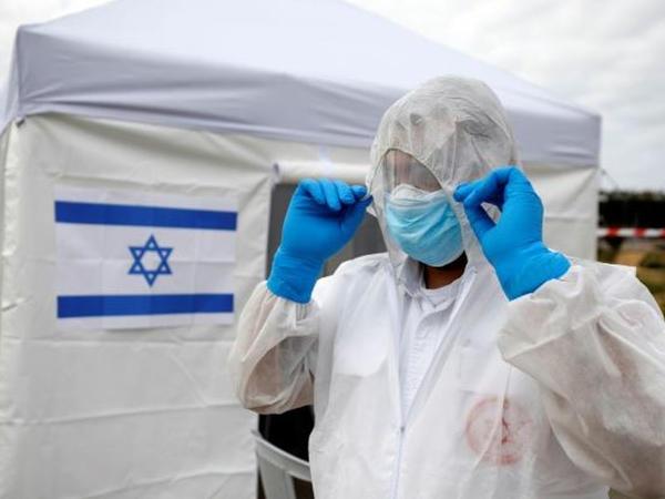 İsraildə koronavirusa yoluxanların sayı 187 min nəfəri ötdü