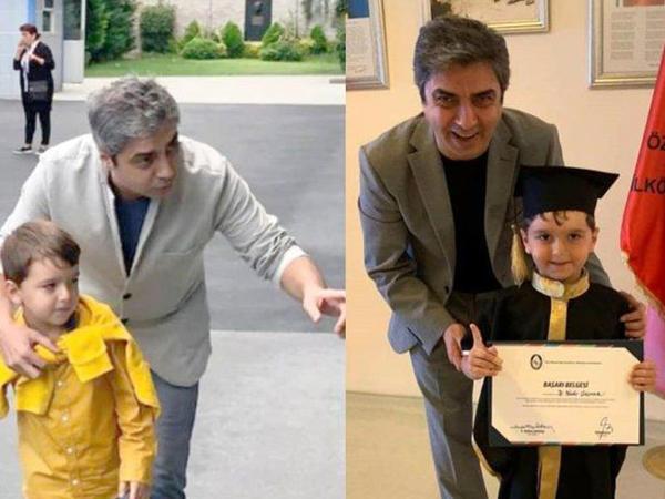 """""""Polad""""ın özünə oxşayan oğlu - FOTO"""
