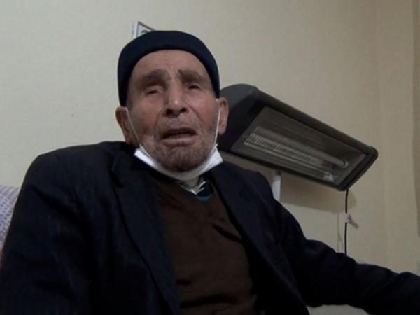 Türkiyədə 106 yaşlı kişi COVID-19-dan sağalıb