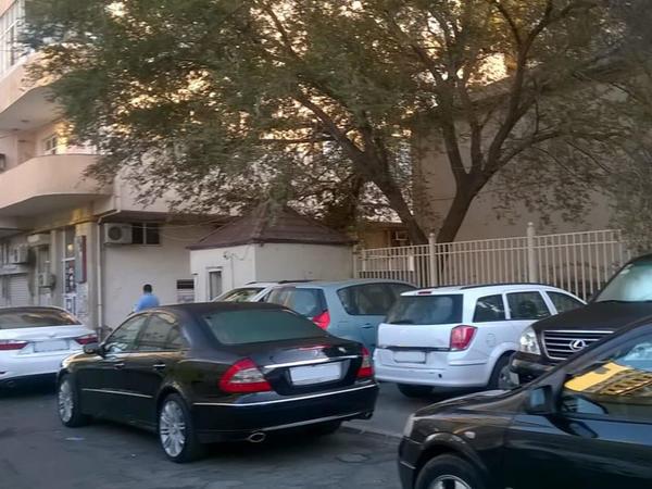 BNA: Bakıda qanunsuz parklanmalara qarşı tədbirlər davam edir