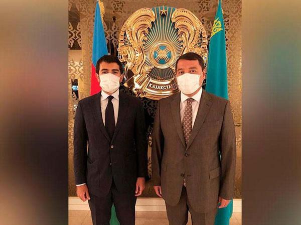 Bakıda Qazaxıstanın Ticarət Evi açılacaq