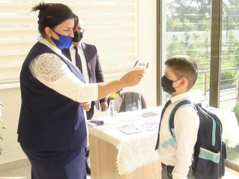 Bu gün 10 şagirddə koronavirus aşkarlanıb - Təhsil Nazirliyi - FOTO