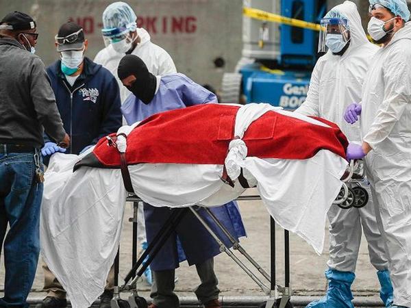 Braziliyada bir gündə 13,4 mindən çox insanda COVID-19 virusu aşkarlanıb