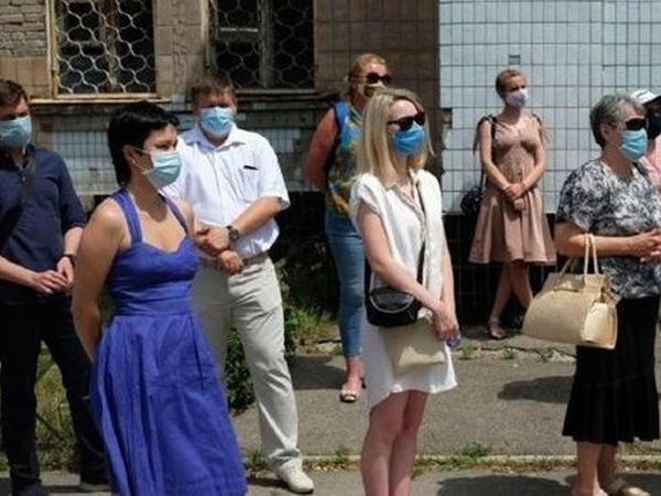 Ukrayna Avropada koronavirusdan gündəlik ölüm sayına görə ikinci yerə çıxdı