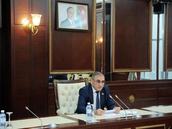 Milli Məclisin Aqrar siyasət komitəsi iş planını açıqladı - FOTO