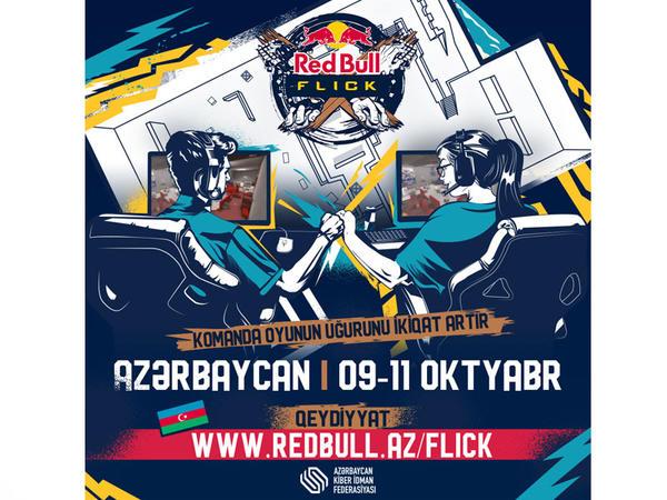 1000 AZN mükafatlı Red Bull Flick başlayır!