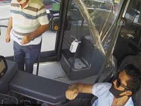 """Sürücü avtobusa maskasız minən sərnişini bıçaqladı - <span class=""""color_red""""> FOTO</span>"""