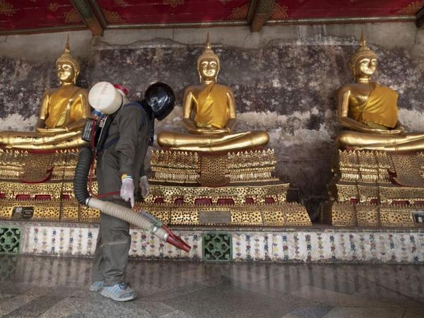 Tailandda pandemiyanın ikinci dalğası üçün bir milyon könüllü səfərbər olunur