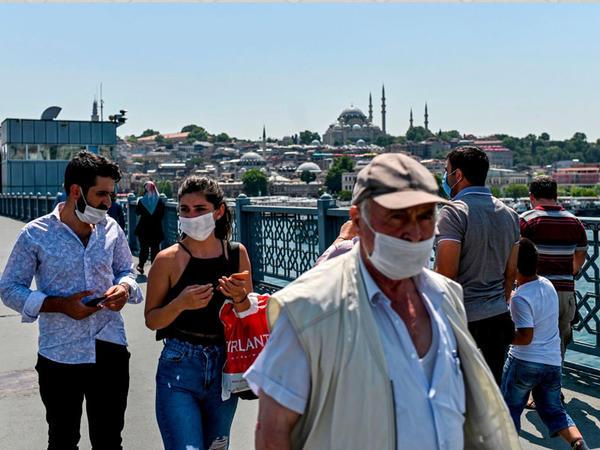Türkiyədə koronavirusdan sağalanların sayı 310 mini ötüb