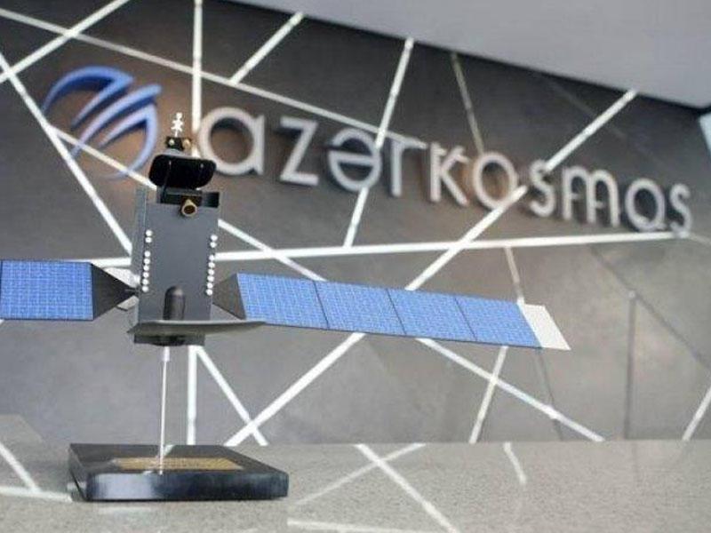"""""""Azərkosmos"""" qlobal media yayım şirkəti ilə əməkdaşlığa başladı"""