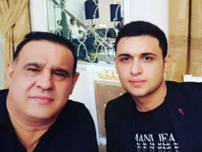 Tacir Şahmalıoğlunun oğlu qəzaya düşdü, çəkiliş zamanı halı pisləşdi - VİDEO
