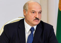 Lukaşenko and içdi