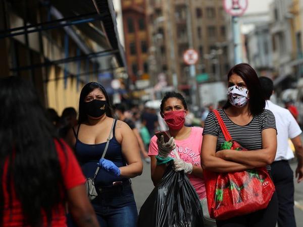Braziliyada bir gündə koronavirusa 29 mindən çox insan yoluxub